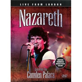 Live From London. Live From the Camden Palace (CD + DVD)