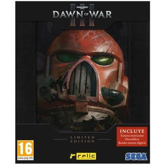 Warhammer 40.000: Dawn Of War III Limited Edition PC