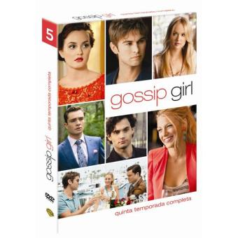 Gossip Girl - Temporada 5 - DVD