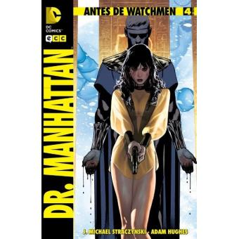 Antes de Watchmen. Dr. Manhattan 4