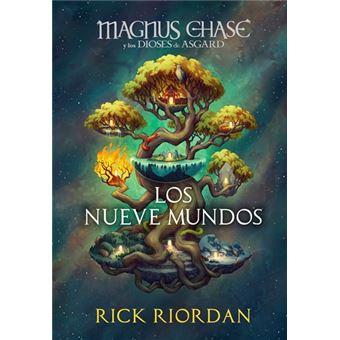 Magnus Chase y los nueve mundos
