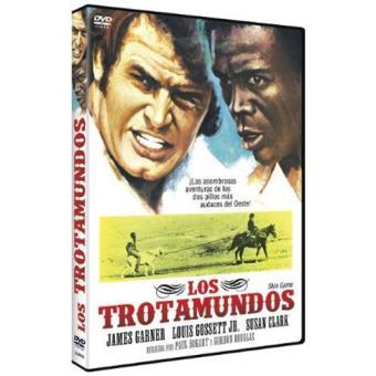 Los trotamundos - DVD