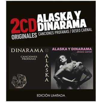 Canciones profanas / Deseo carnal - 2 CDs