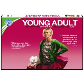 Young Adult - DVD Ed Horizontal