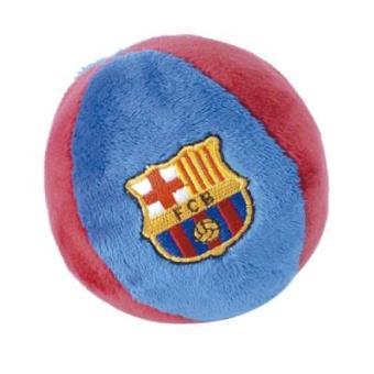 Pelota de peluche-sonajero para bebés FC Barcelona Nici - -5% en ... 2fcd451739a