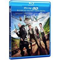 Pan - Viaje a Nunca Jamás - Blu-Ray + 3D