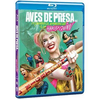 Aves de Presa (y la Fantabulosa Emancipación de Harley Quinn) - Blu-ray