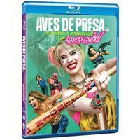 Aves de Presa (y la fantabulosa emancipación de Harley Queen - Blu-ray