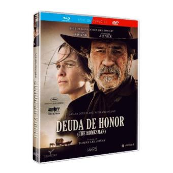 Deuda de honor - The Honesman - Blu-Ray + DVD