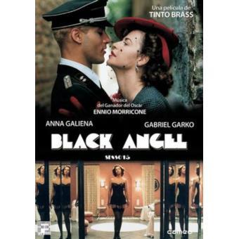 Black Angel - DVD