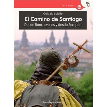 Guía de bolsillo: Camino de Santiago