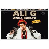 Ali G anda suelto - DVD Ed Horizontal