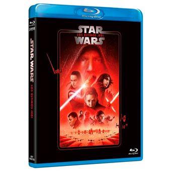 Star Wars Los últimos Jedi - Blu-ray