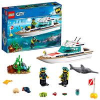 LEGO City Great Vehicles 60221 Yate de Buceo