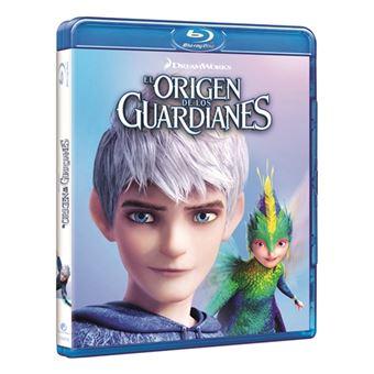 El Origen de los Guardianes - Blu-Ray