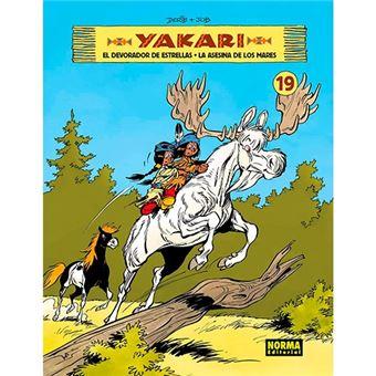Yakari 19 - El devorador de estrellas & La asesina de los mares