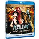 Hellboy II: El ejército dorado - Blu-Ray