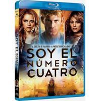 Soy el número cuatro - Blu-Ray