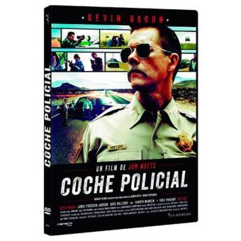 Coche Policial - DVD