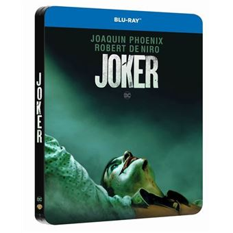 Joker - Steelbook Teatro Blu-Ray