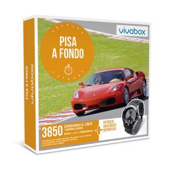 Caja regalo VivaBox Pisa a fondo
