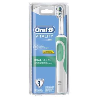 Cepillo de dientes Oral B Vitality Dual Clean - Comprar al mejor ... 329457913230