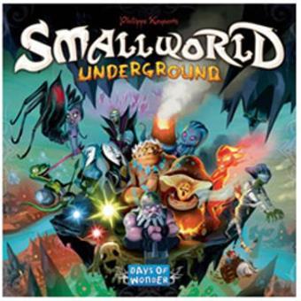 Smallworld Underground Juego De Mesa Varios Autores 5 En Libros