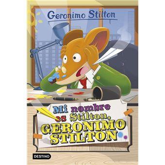 Geronimo Stilton 1: Mi nombre es Stilton, Geronimo Stilton