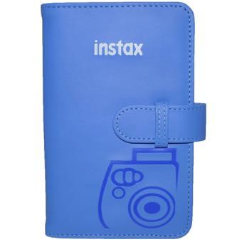 Álbum de fotos Fujifilm Azul cobalto para Instax Mini 9