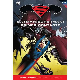 Batman y Superman - Colección Novelas Gráficas núm. 65: Batman/Superman: Primer contacto