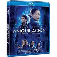Aniquilación - Blu-Ray