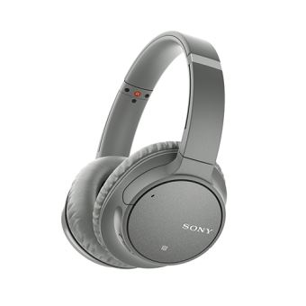 Auriculares Noise Cancelling Sony WH-CH700NH Plata