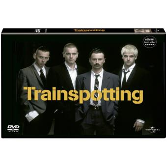 Trainspotting - DVD Ed Horizontal