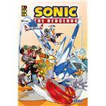 Sonic: The Hedhegog núm. 19