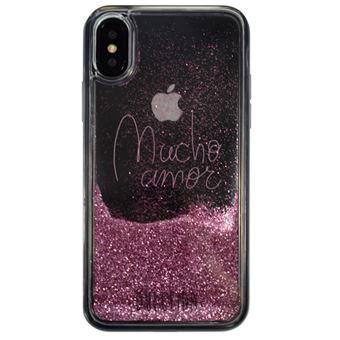 Funda Dulceida Glitter para iPhone X/Xs