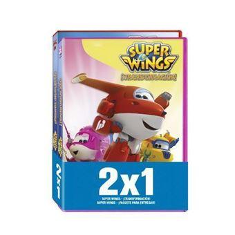 Pack Super Wings: ¡Paquete para entregar!  / Transformación - DVD