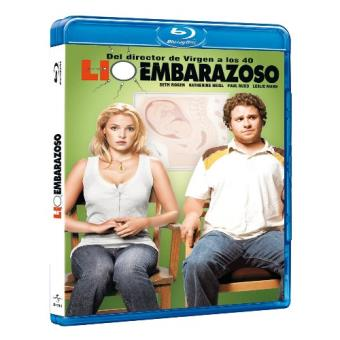 Lío embarazoso - Blu-Ray