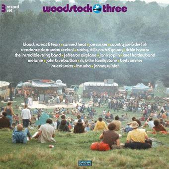 Woodstock 3 - 3 Vinilos