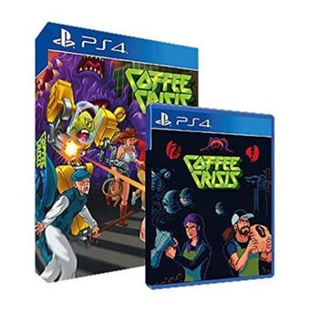 Coffee Crisis - Special Edition - PS4