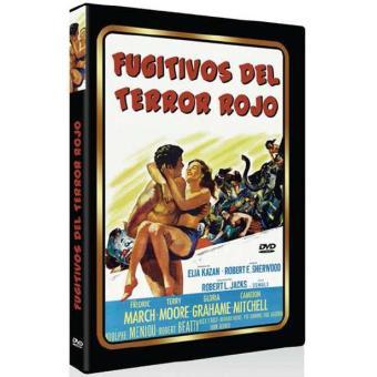 Fugitivos del terror rojo - DVD