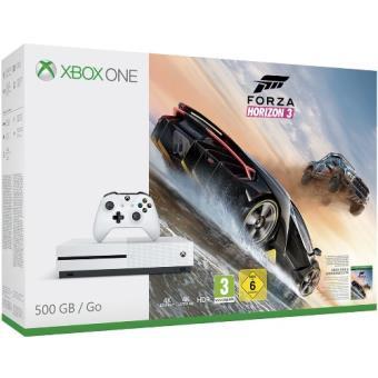 Consola Xbox One S 500 GB + Forza Horizon 3