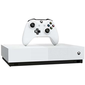 Consola Xbox One S 1 TB All-Digital Edition + 3 Juegos