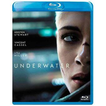 Underwater - Blu-ray