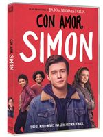 Con amor, Simon - DVD