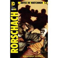 Antes de Watchmen. Rorschach 4