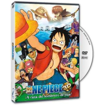 One Piece. Tv Special 3D - DVD