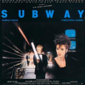 Subway B.S.O. - Vinilo