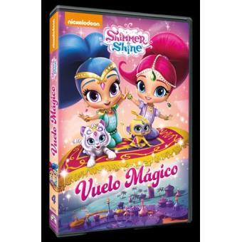 Shimmer y Shine 4 Vuelo mágico - DVD