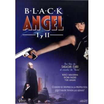 Black Angel (Volúmenes 1 y 2) (V.O.S.) - DVD