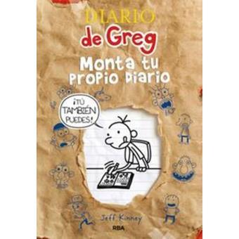 El diario de Greg - Monta tu propio diario